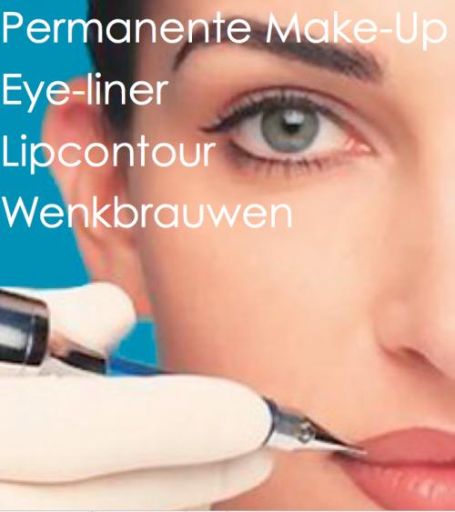Permanente make up specialiste Joema De Bock